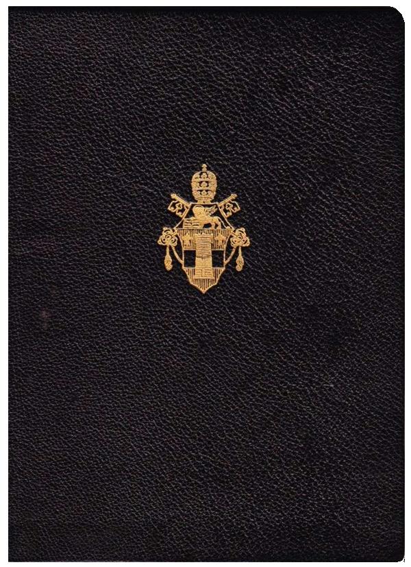 バチカン市国のパスポート