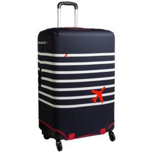 エールフランスのスーツケースカバー