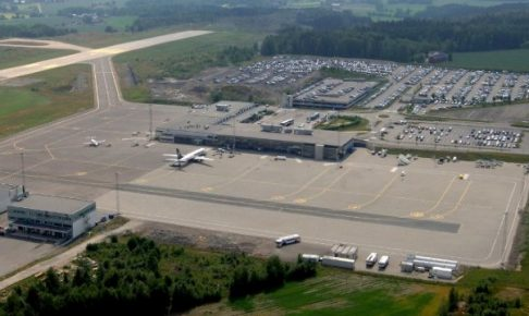 オスロ・トルプ空港