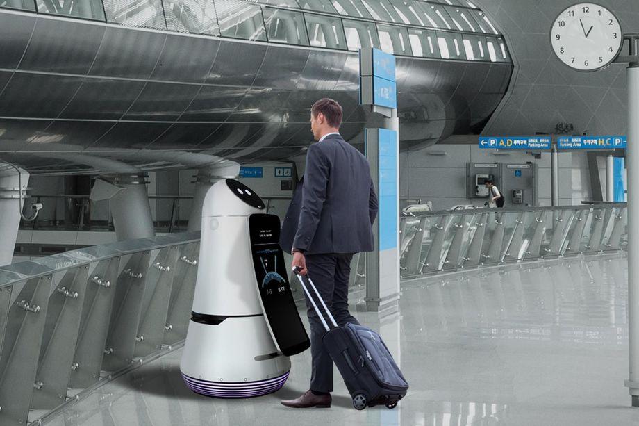 LGのロボット