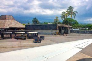 ハワイの空港